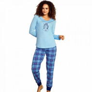 Pijamale Dama Vienetta, 'Time of Dreams' Blue