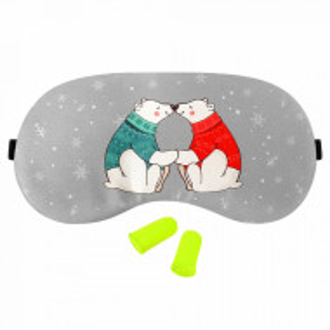 Masca Dormit 'Happy Bear' si Antifoane Interne Urechi
