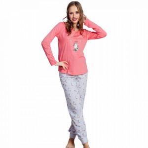 Pijamale Dama Vienetta Dream, 'Unicorns & Rainbow'