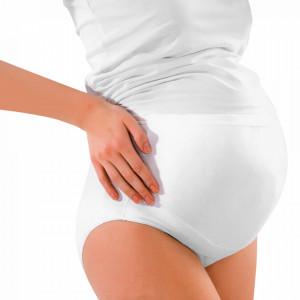 Chilot Prenatal Gravide, Bumbac 90%, Brand Hilarity, White