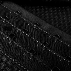 Corset Modelator Reglabil pe 3 Pozitii, Culoare Negru
