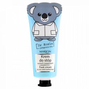 Crema Picioare Ingrijire Intensa Dr Koala 50ml
