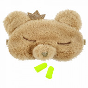 Masca Dormit 'Princess Bear' si Antifoane Interne Urechi