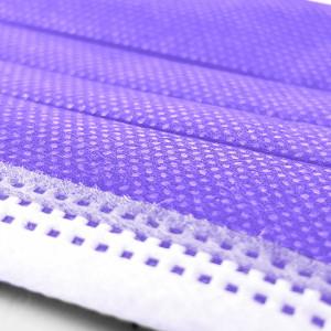 Masca Faciala Medicala cu 4 Straturi Dr. Mayer Purple Edition, Cutie 50 Bucati