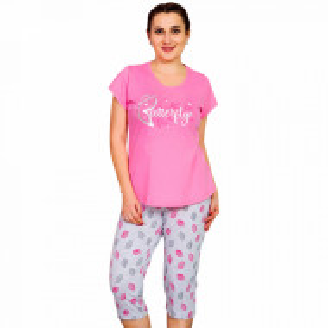 Pijama Dama Marimi Mari, Vienetta, 'Butterfly Effect' Pink