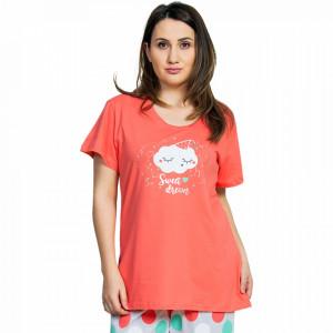 Pijama Dama Marimi Mari, Vienetta, 'Sweet Dream' Coral