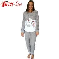 Pijamale Dama Pufoase si Calduroase, Sweet Dreams,'Snoopy It's Better Together'