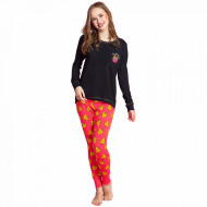 Pijamale Dama Vienetta Dream, 'Holy Guacamole'