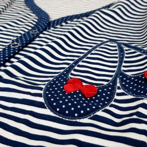 Camasa Gravide si Mamici, Bumbac 100%, 'Marina Design'