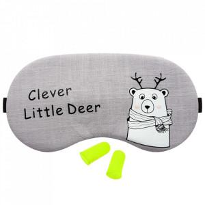Masca Dormit 'Clever Little Deer' si Antifoane Interne Urechi