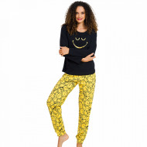 Pijamale Dama Vienetta, Model 'Smile Please'