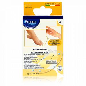 Plasturi Hipoalergenici pentru Basici (Flictene) ce Favorizeaza Reinoirea Celulara, 5 Buc