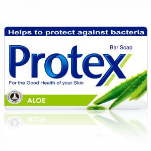 Sapun Solid Antibacterian Maini Fata si Corp Protex Aloe 90 Gr.