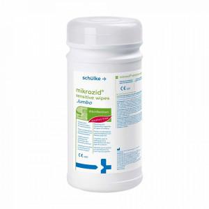 Servetele Dezinfectante Mikrozid® Sensitive Wipes Jumbo Schülke 200 Bucati