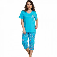 Pijama Dama Marimi Mari, Vienetta, 'Wonderful' Blue