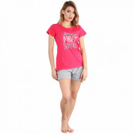 Pijama Dama Bumbac Muzzy, Model 'Love Sleep'