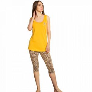 Pijamale Vienetta Dama, 'Leopard is the New Black'