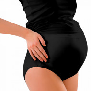 Chilot Prenatal Gravide, Bumbac 90%, Brand Hilarity, Black