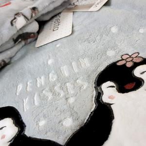 Compleu Extra Soft Dama, Vienetta, Model 'Penguin Kisses'