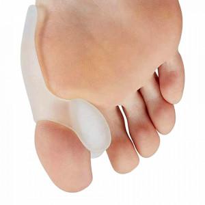 Despartitor si Protectie Deget Mare Picior Unisex Toe Separator Set 2 Bucati