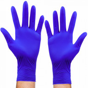 Manusi Nepudrate Examinare Aurelia® Sonic® Indigo, Plic 20 Buc (10 Seturi)