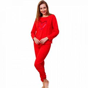 Pijama Dama Bumbac 100% Vienetta Model 'Passion'