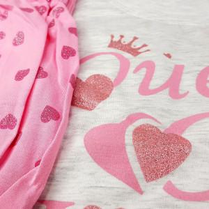 Pijamale Dama Marimi Mari Vienetta Model 'Queen of Hearts'