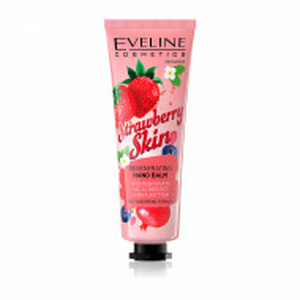 Crema Regenerare Maini Uscate Strawberry Skin Eveline Cosmetics 50ml