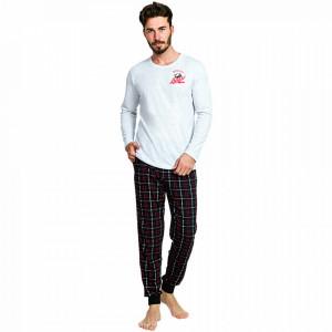 Pijama Barbati Gazzaz by Vienetta, 'Bear Attitude'