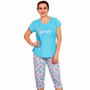 Pijama Dama Marimi Mari, Vienetta, 'Butterfly Effect' Blue