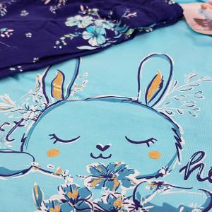 Pijamale Dama Vienetta Bumbac 100% 'Sweet Heart'