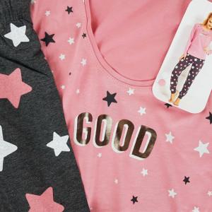 Pijamale Dama Vienetta, 'Good' Pink