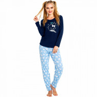 Pijamale Dama Vienetta, model 'True Love'