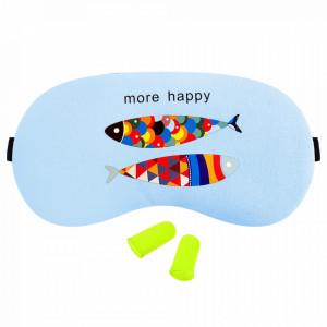 Masca Dormit 'More Happy' si Antifoane Interne Urechi