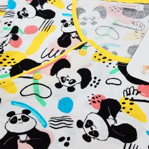 Camasa pentru Gravide si Alaptat din Bumbac Vienetta 'Happy Colors'