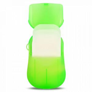 Foite da Sapun cu Dispozitiv Ideal pentru Calatorii, Aroma de Mar, 50 Buc