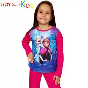 Pijamale Copii 'Anna & Elsa', Brand Disney Frozen