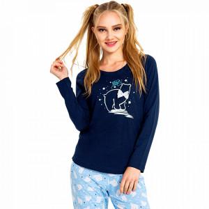 Pijamale Dama Vienetta, model 'True Love'