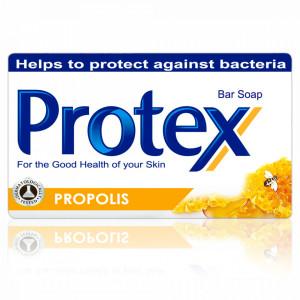 Sapun Solid Antibacterian Maini Fata si Corp Protex Propolis 90 Gr.