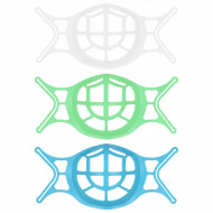 Suport din Silicon pentru Mastile Medicale de Protectie 1 Bucata Culori Random