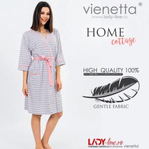 Halate Dama Confortabile Vienetta Model 'Home Cottage'