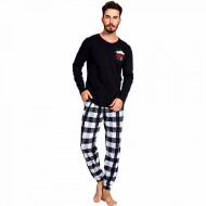Pijama Barbati Gazzaz by Vienetta, 'Mountaine Adventure'