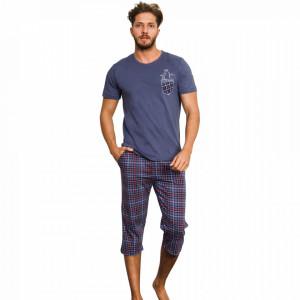 Pijama Barbati Gazzaz by Vienetta, 'Wild and Handsome'