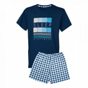 Pijama Barbati Muzzy, 'Sleep'