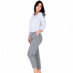 Pijama Dama Bumbac, M-Max, Model 'Wild Nature'