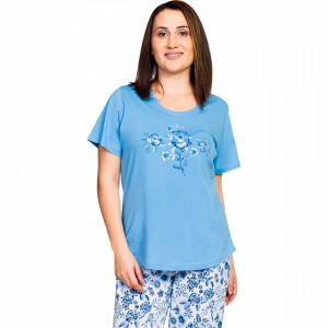 Pijama Dama Marimi Mari, Vienetta, 'Blue Garden'