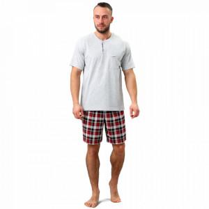 Pijamale Barbati M-Max, Bumbac 100%, 'Tendenza'