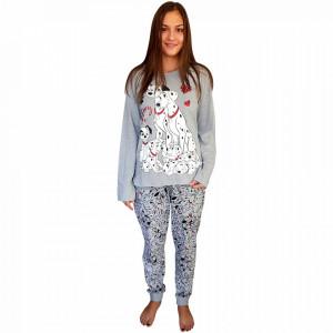 Pijamale Dama Disney, Model 'Puppy Love - 101 Dalmatians'