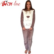 Pijamale Dama Pufoase si Calduroase, Sweet Dreams,'Lazy Bear'