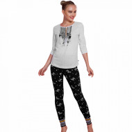 Pijamale Dama Vienetta Dream, Freedom' Gold